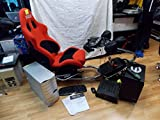 VRX Race Simulator w/PC, Buttkicker, Xbox 5.1, Logitech G25 Steering, #2