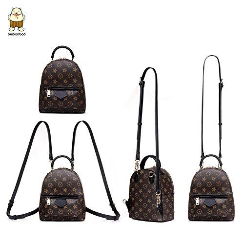 6aab89ad7a0da ... Umhängetaschen neue Handtasche All-Match Diagonal kleine Tasche Rucksack  Rucksack Mini Mode ...