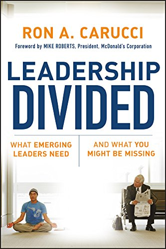 Leadership Divided: What Emerging Leaders Need and What You Might Be Missing pdf epub