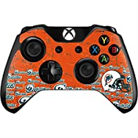 NFL Miami Dolphins Xbox One Controller Skin - Miami Dolphins - Blast Vinyl Decal Skin For Your Xbox One Controller