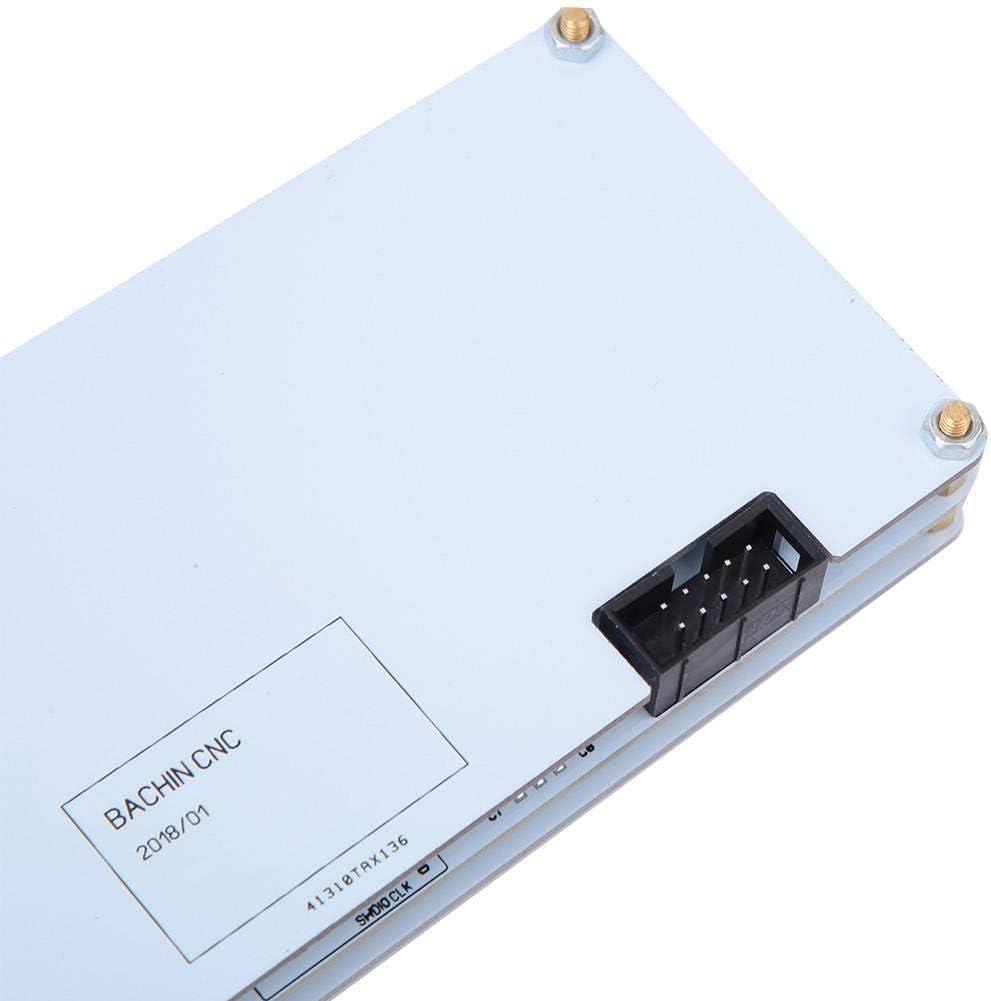 3-Achs-Motion-Control-CNC-Graviermaschine Steuerplatine mit Bedienfeld f/ür CNC-Fr/äser Gravierfr/äsmaschine Holzbearbeitung DIY