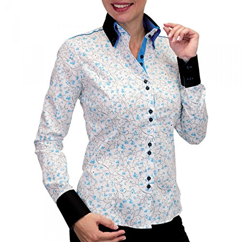 Chemise Mc Blanc Allister Bouton Double Andrew Penelope wEW6Zqd6H