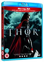 Thor 3d [Blu-ray] by Imports