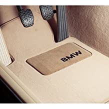 """""""BMW Genuine Gray Floor Mats for E91 - 3 SERIES ALL MODELS TOURING (2005 - 2007), set of Four"""""""
