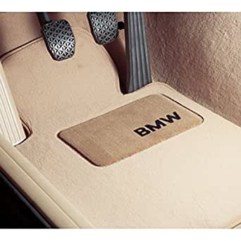 Amazon Com Bmw Genuine Beige Floor Mats For E46 3