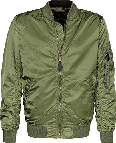 Sage green Lw Industries Alpha 1 Jacket Ma Reversible Vf g7Pq0wnB