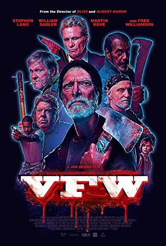 VFW 4K UHD [Blu-ray]