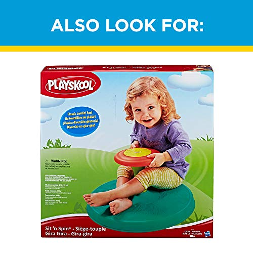 Playskool Play Favorites Busy Poppin' Pals, Pop Up Activity, Ages 9 months and up (Amazon Exclusive) by Playskool (Image #5)