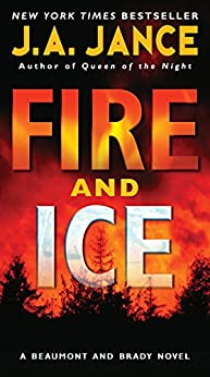 Fire Ice Beaumont Novel Book ebook product image