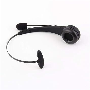 Hemore - Auriculares inalámbricos con Bluetooth para Sony Playstation 3 PS3: Amazon.es: Electrónica