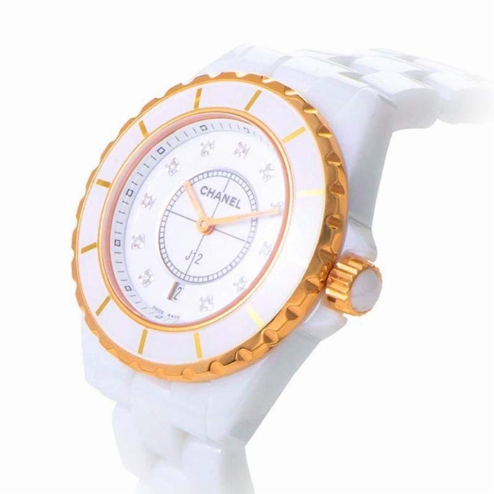 Chanel J12 Reloj de cuarzo para hombre H2180 (certificado de autenticidad): Chanel: Amazon.es: Relojes