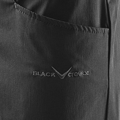 Mujer Black 42 Trekking Crevice Negro De Pantalones 7wwPCq