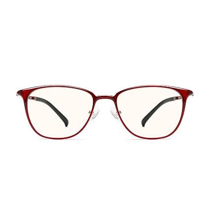 Original Xiaomi TS Basic Anti Blue-Ray UV400 Glasses (Red Frame+ ... df035c08c55e
