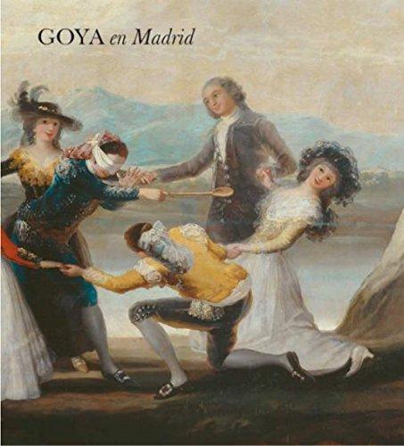 Descargar Libro Goya En Madrid Manuela B. Mena Marqués