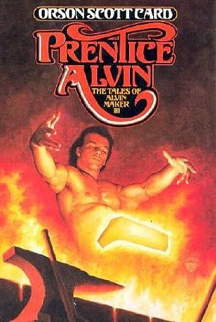 book cover of Prentice Alvin