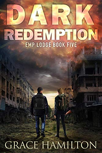 Dark Redemption (EMP Lodge Book 5) by [Hamilton, Grace]