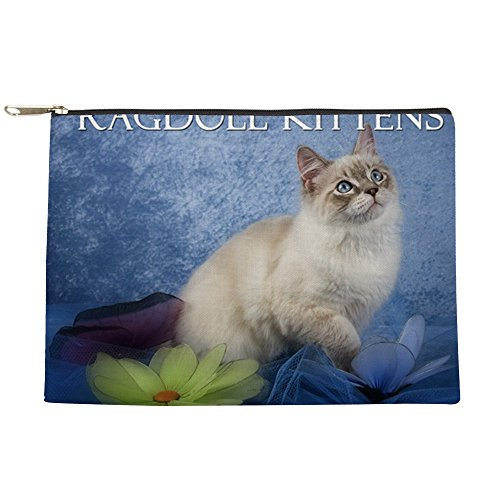 CafePress - 2010 Cover - Makeup Pouch