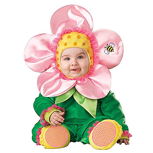 XXOO Toddler Baby Infant Blossom Flower Christmas Dress up Outfit (Flower Baby Costume Halloween)