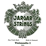 Jargar Strings For Cello Set Chrome steel; Medium