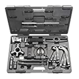 SKF TMHC 110E Hydraulic Puller Kit, Jaw Puller