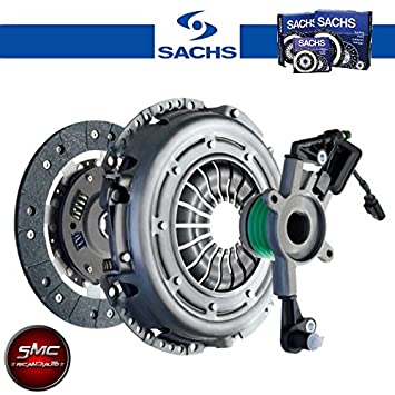 Kit Embrague Sachs Opel Corsa C (F08, F68) Opel Corsa D: Amazon.es: Coche y moto