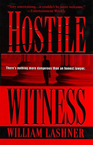 Hostile Witness (A Victor Carl Novel Book 1) cover
