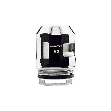 Smok Tfv-Mini V2 (TFV8 Baby V2) Coils - 3 Pack [A2 Stainless]