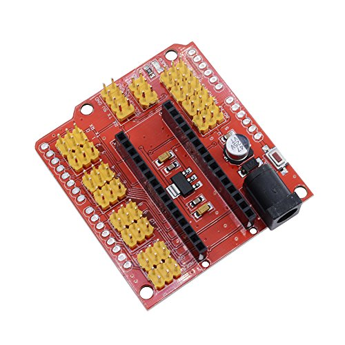 diymore Nano Expansion Prototype I/O Shield Extension Board for Arduino Nano V3.0 by diymore (Image #9)