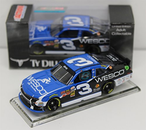 Nascar Series (Lionel Racing NX35865WETD Ty Dillon #3 Wesco 2015 Chevrolet Camaro INFINITY NASCAR Series Diecast Car 1:64 Scale ARC HT Official Die-cast of NASCAR Vehicle)