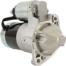DB Electrical SMT0165 Starter For 2.4 2.4L Sebring (01 02 03 04 05) Dodge 2.4L Status (01-05) Mitsubishi 2.4L Eclipse (00-05) Galant (99-03) M1T84883, M1T84883ZC, M1T84884,MD356178, MD362910