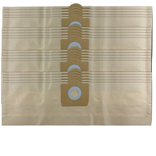 Bush Wet And Dry Vacuum Cleaner Bags - 4