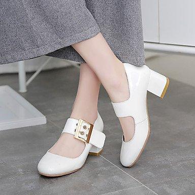 EtéMariage Tissu PU Chaussures ggx LvYuan Soirée microfibre Basique de Talons Femme à de synthétique Escarpin amp; Habillé Printemps black Polyamide WwSdd1AqC