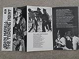 JOHN MAYALL The Turning Point LP Vinyl VG++ Cover VG+ 1969 Blues Polydor