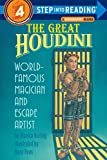 img - for The Great Houdini (Step-Into-Reading, Step 4) book / textbook / text book