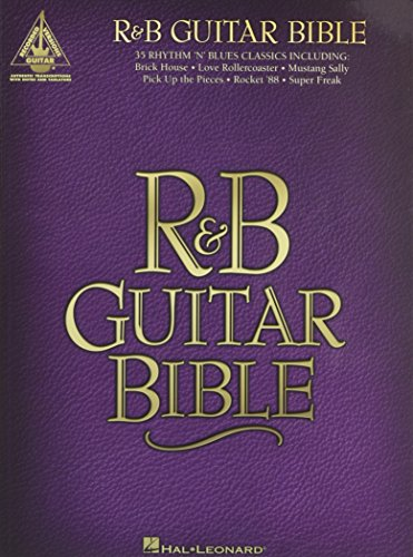 R&B Guitar Bible