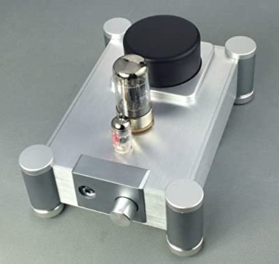 Nobsound® E100 Single-ended 6N5P+6N11 Pure Class A Tube Amp Headphone Amplifier 2014 New