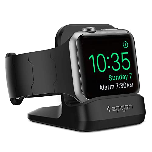 Spigen S350 Designed for Apple Watch Stand with Night Stand Mode for Series 4 / Series