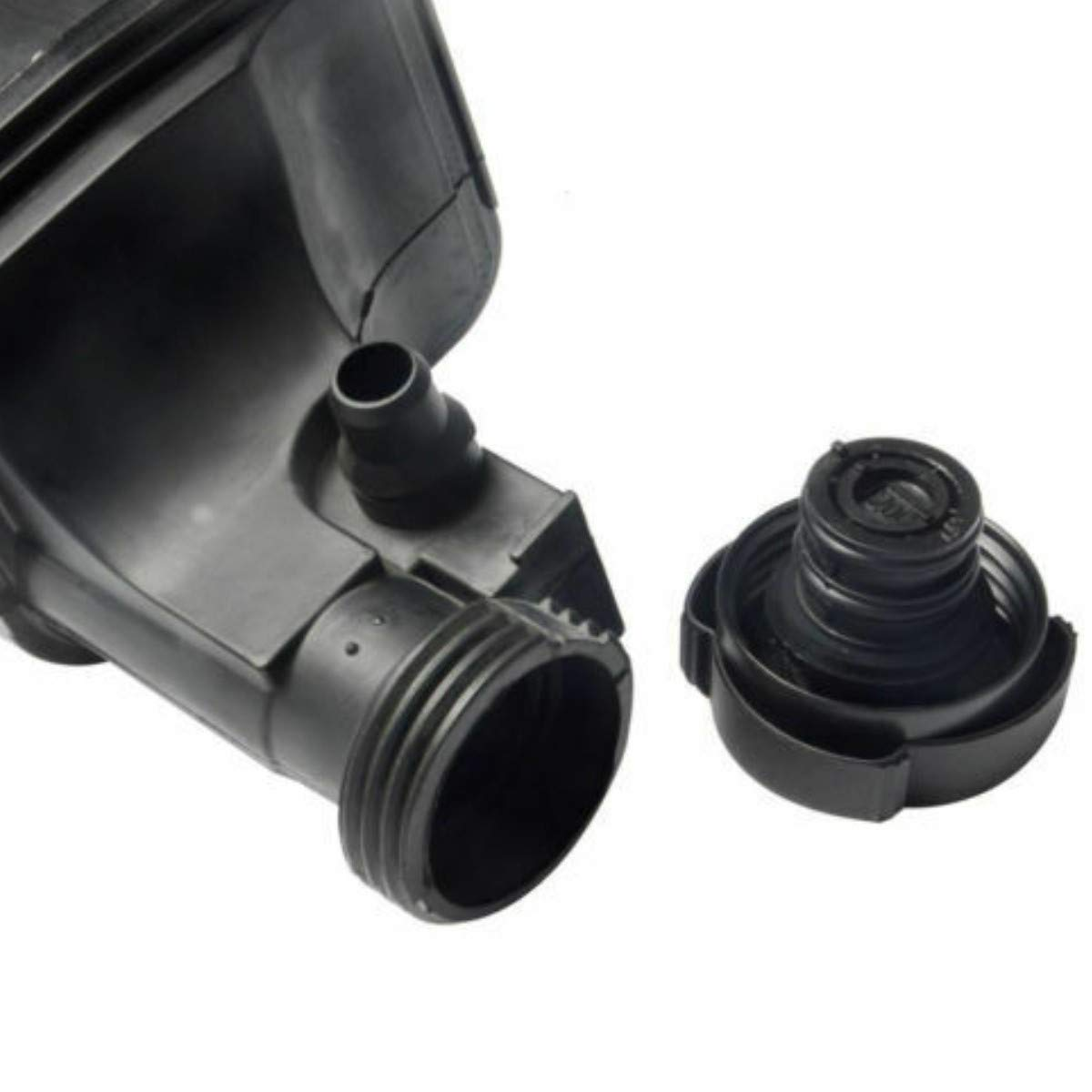 Coolant Recovery Reservoir Expansion Tank with Cap and Sensor for BMW X3 X5 320i 325i 328i 330i