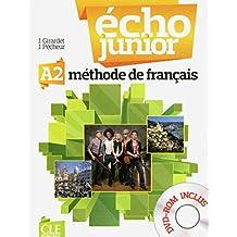 Écho Junior A2: Méthode de français