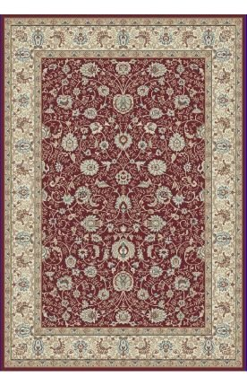 Dynamic Rugs ME912985022339 Melody Collection Area Rug, 7.10' x 10.10', Red