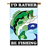 Fishing Flag Indoor/Outdoor 28″ x 44″ Review