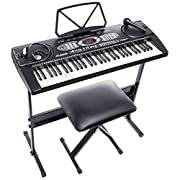 Amazon #DealOfTheDay: Alesis Melody 61-Key Portable Keyboard with Accessories