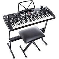 Alesis Melody 61 Key Portable Keyboard (Black)