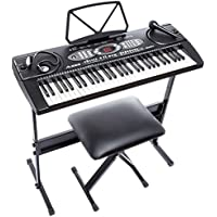 Alesis Melody 61 Beginner Bundle | 61-Key Portable...