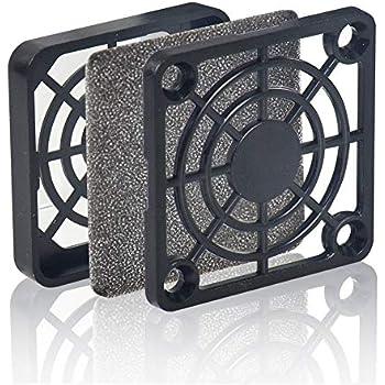 Wathai 2 Pack 40mm PC Fan Dust Filter PC Cooler Fan Filter Dustproof Case Cover Computer Mesh
