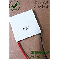 Diybigworld C series industrial high power C1210 120W refrigeration chip, 4040mm, DC12V10A, super TEC1-12710
