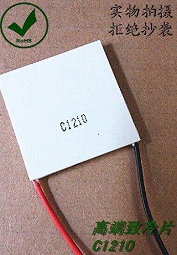 Diybigworld C series industrial high power C1210 120W refrigeration chip, 4040mm, DC12V10A, super TEC1-12710