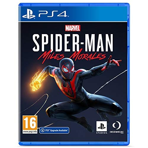 🥇 Marvel's Spider-Man Miles morales