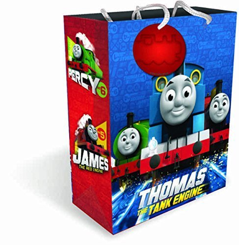Tank Engine Gift - Party Bags 2 Go Thomas The Tank Engine Gift Bag