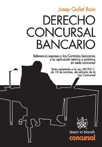 Amazon.com: Derecho Concursal Bancario (Spanish Edition) eBook: Josep Gallel Boix: Kindle Store